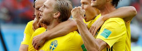 Coupe du monde 2018 : la Suède élimine la Suisse et file en quarts