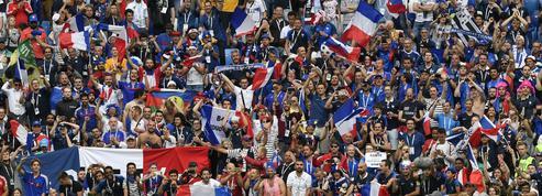 Les supporters aux anges après l'Uruguay : «Avec une équipe comme celle-là, on ira au bout»