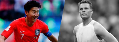 Tops/Flops Corée-Allemagne : Son à l'honneur, Neuer à la sortie