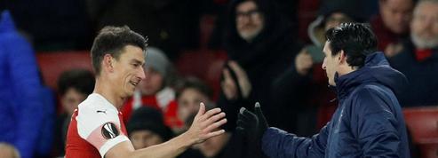 Le maudit Koscielny retrouve le sourire avec Arsenal