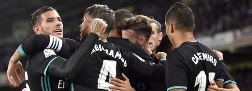 Le Real Madrid retrouve le chemin de la victoire