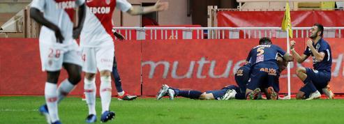 Monaco s'écroule, Montpellier dauphin du PSG