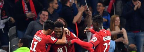 Lille et Strasbourg arrachent leur maintien, Monaco double Lyon