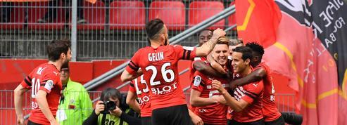 Rennes et Bordeaux en Ligue Europa, Toulouse barragiste