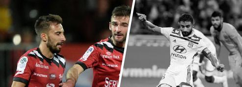 Tops/flops de la soirée de L1 : Benezet délivre Guingamp, Fékir manque la balle de match