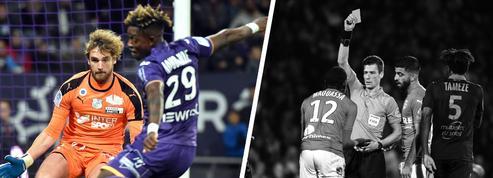 Tops/Flops de la soirée de Ligue 1 : Gurtner offre trois points à Amiens, Nîmes voit rouge