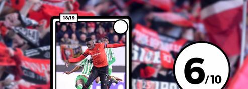 Les notes de Rennes-Bétis Séville: Sarr a fait mal, Lo Celso aussi