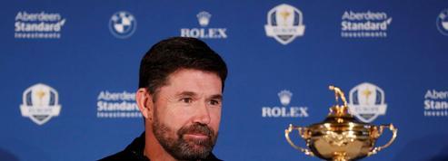 Ryder Cup 2020 : Padraig Harrington, capitaine de l'équipe européenne