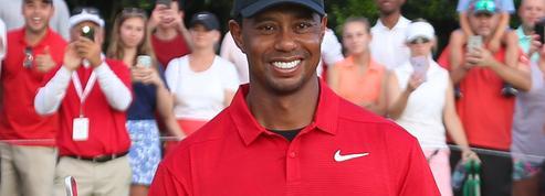 Tour Championship: Tiger Woods triomphe après cinq ans d'attente