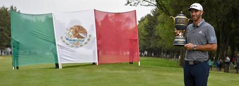WGC-Mexico Chp: Dustin Johnson champion du monde devant McIlroy, top 10 pour Tiger Woods