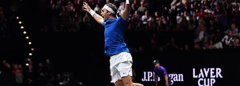 Federer et des étoiles pour faire briller la Laver Cup