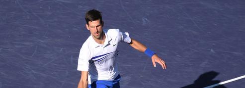 Après son raté à Indian Wells, Djokovic en quête de rebond à Miami