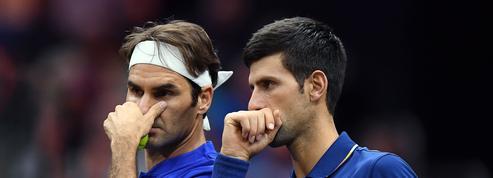 Djokovic-Federer, le combat des chefs