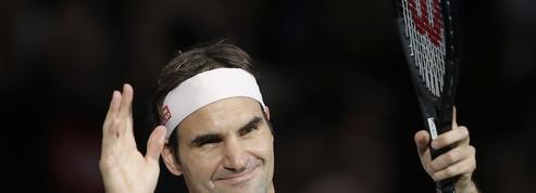 Federer : «Je suis frais pour une demi-finale contre Novak»