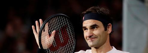 Federer : «Mon objectif, c'est Londres»