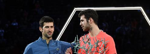 Khachanov : «Je souhaiterais me constituer le même palmarès que Djokovic»