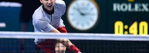 Masters : Thiem corrige Nishikori, Anderson assuré d'être en demi-finale