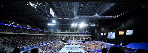 Coupe Davis : la finale France-Croatie à Lille