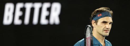 Cette fois, Roger Federer n'a pas été épargné par la programmation