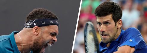 Open d'Australie : Djokovic serein avant de retrouver Tsonga