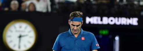 Une nouvelle désillusion en Grand Chelem de Federer qui interroge