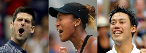 Djokovic, Osaka, Nishikori : Ce qu'il faut retenir de la nuit à l'US Open