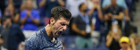 Djokovic sur les traces de Connors et Sampras