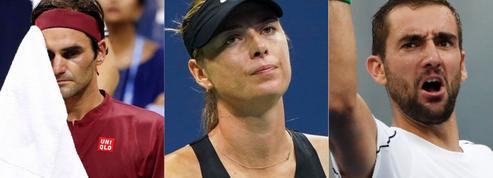 Federer, Sharapova, Cilic : Ce qu'il faut retenir de la nuit à l'US Open