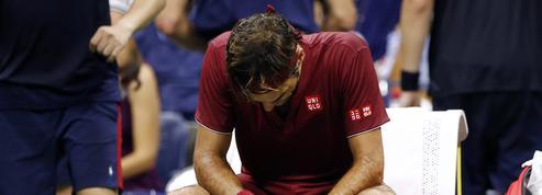 Federer tombe de haut et rate le rendez-vous avec Djokovic