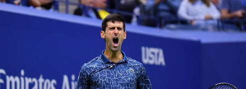 Novak Djokovic, le magistral retour vers le futur