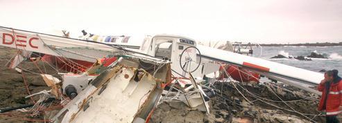 Route du rhum : avant Thomson, Joyon s'était échoué sur des rochers en 2005