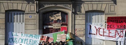 EN DIRECT - Manifestations anti-loi travail : des incidents en marge des cortèges