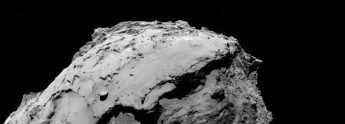 Rosetta s'écrase avec succès sur la comète Tchouri