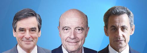 Primaire à droite : Sarkozy votera Fillon, Juppé continue le combat