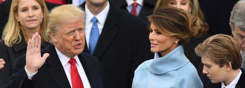 EN DIRECT - Investiture: Donald Trump devient le 45e président des États-Unis