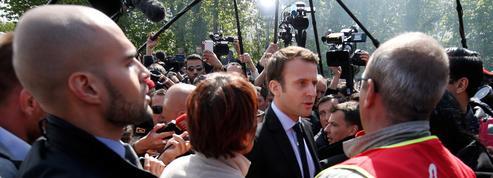 En direct - Macron à Arras : «Le tempo, c'est moi qui vais le donner maintenant»