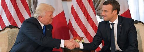 EN DIRECT - Emmanuel Macron invite Donald Trump à assister au défilé du 14 juillet