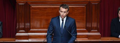 EN DIRECT - Revivez le discours d'Emmanuel Macron devant le Congrès à Versailles