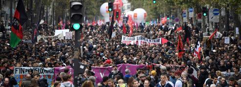 EN DIRECT - Grève des fonctionnaires: entre 209.000 et 400.000 manifestants en France