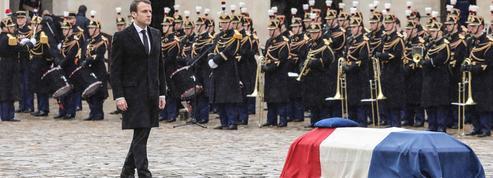 Attaques dans l'Aude : revivez l'hommage national au colonel Arnaud Beltrame