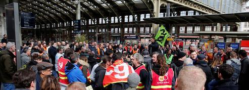 EN DIRECT - Grève SNCF - trafic encore très perturbé mercredi et difficile jeudi