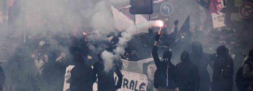 EN DIRECT - 1er mai : entre 143.500 et 210.000 manifestants en France