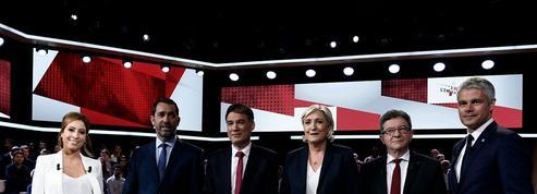 En direct : suivez L'Émission politique avec Mélenchon, Faure, Castaner, Wauquiez et Le Pen