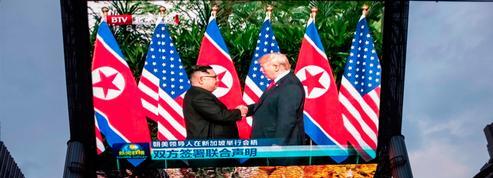 EN DIRECT - Paris salue une «première étape» après le sommet Trump-Kim