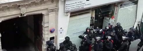 EN DIRECT - Paris : le forcené interpellé, les otages sains et saufs