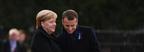 EN DIRECT - Centenaire de l'armistice : Macron et Merkel à Compiègne