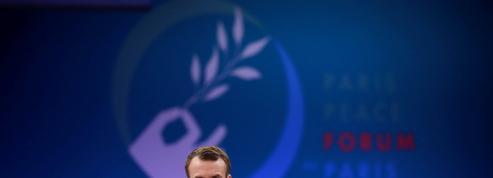 EN DIRECT - Centenaire du 11-Novembre : Macron célèbre l'Armistice et la paix
