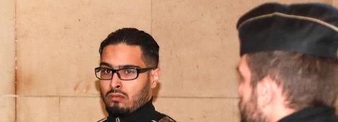 EN DIRECT - L'audience suspendue après une explosion de colère de Jawad Bendaoud