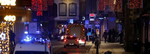 EN DIRECT - Fusillade à Strasbourg : le tireur activement recherché, la ville quadrillée