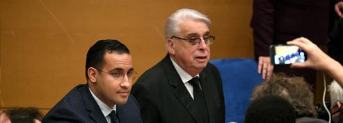 EN DIRECT - «Je ne vous ai pas menti», affirme Alexandre Benalla devant les sénateurs